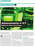 Greening ICT - EAUC feature in University Business