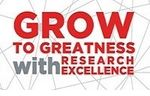Grow to Greatness with Research Excellence