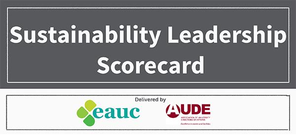Launching the Sustainability Leadership Scorecard