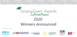 International Green Gown Awards Winners