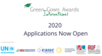 2020 International Green Gown Awards Open