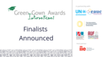 Announcing the 2019 International Green Gown Awards Finalists