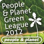 EAUC Members lead the way in the Green League