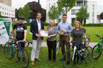 University of Dundee pedaling forward with new Cycle Friendly Campus Award image #2