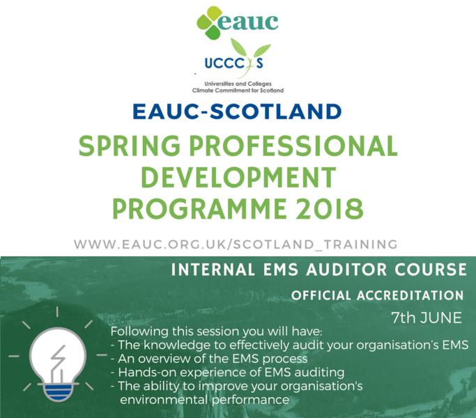 Internal EMS Auditor Course