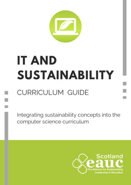 Sustainability in the Curriculum Project