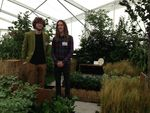 University of Gloucestershire Students Win Gold at Malvern Autumn Show