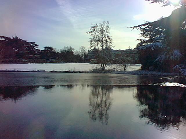 Lake at Froebel College