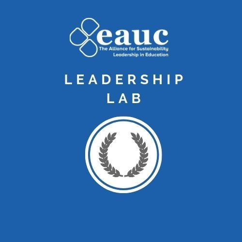 EAUC Leadership Lab 2021