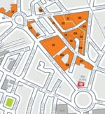 LSBU Campus map