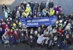 Ofsted inspection rates Walsall College as 'Outstanding' image #1