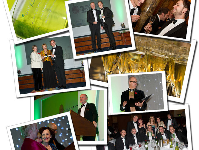 Click here to view our photos of the Awards ceremony