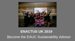 University of Nottingham crowned Enactus UK 2019 national champion