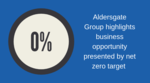 Government must seize business opportunity presented by net zero target image #1