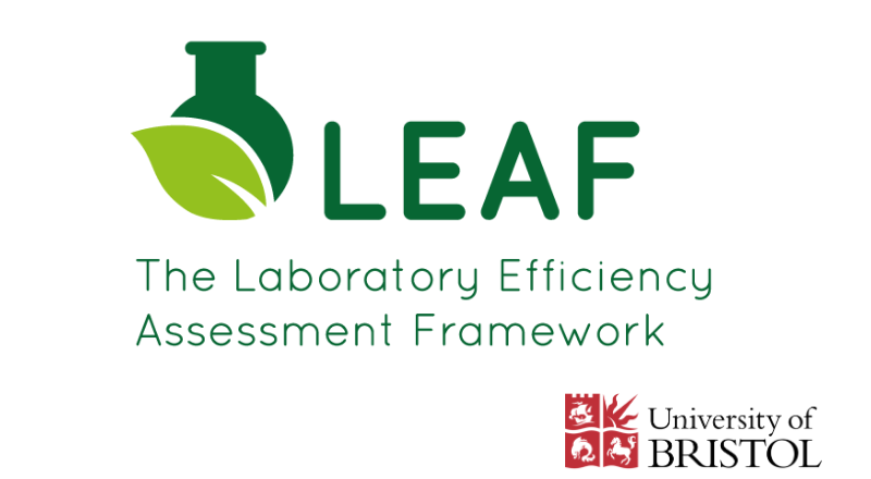 100% Green Lab accreditation at the University of Bristol