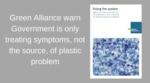 Circular Economy essential to fight against plastic