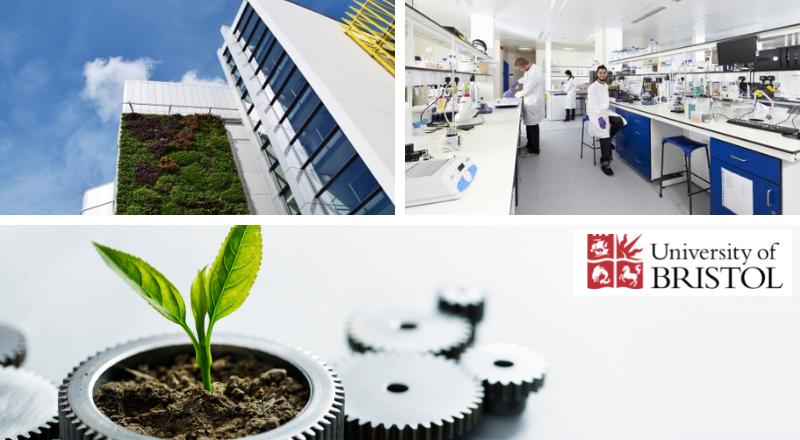 University of Bristol's laboratories receive green status