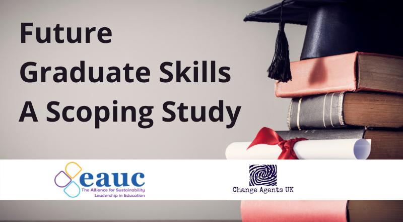 EAUC launches Future Graduate Skills Study