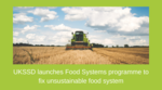 University of Suffolk joins fight to fix unsustainable food system image #1