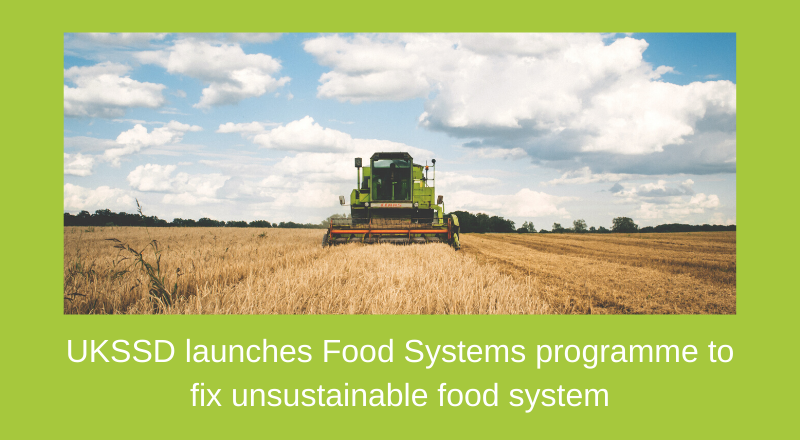 University of Suffolk joins fight to fix unsustainable food system