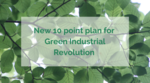 UK PM outlines 10-point plan for green industrial revolution