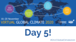 Global Climate Conference - Day 5: Wild times and nature-based solutions
