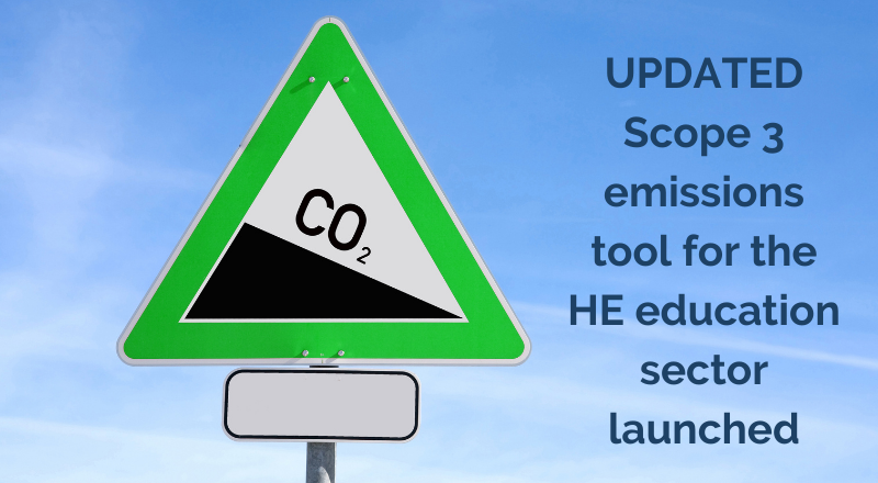 Revised Scope 3 tool launched