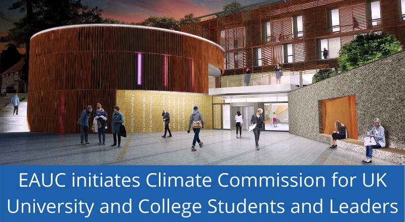 EAUC announces launch of new Climate Commission