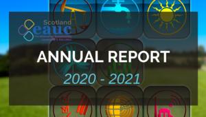 EAUC-Scotland Annual Report