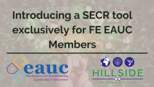 Launch of the SECR Tool exclusively for FE Members