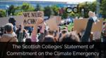 Scottish Climate Emergency College Statement image #1