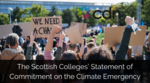 Scottish Climate Emergency College Statement