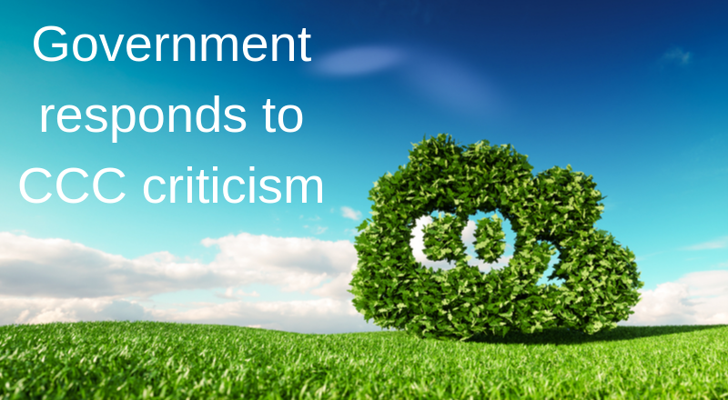 Government outlines review of education emissions reduction targets