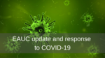 EAUC Update and response to COVID-19
