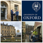 Oxford University donates computers to IT Schools Africa to enable quality education for students