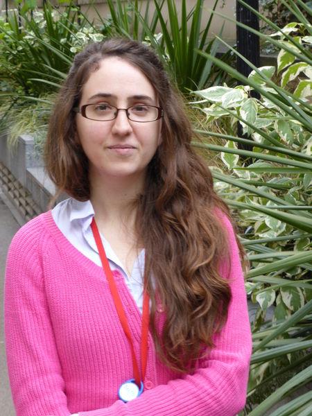 Meet a... Sustainability Officer - Elena Rivilla Lutterkort