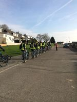 Sustrans working to increase active travel in Colleges