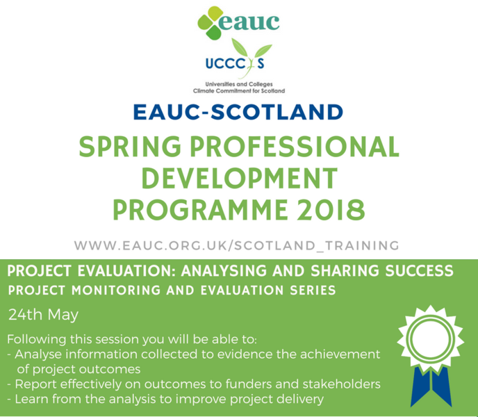 Project Evaluation Training: Analysing and Sharing Success ...