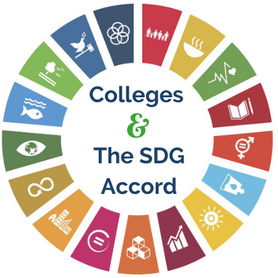 The SDG Accord - how does it help colleges?