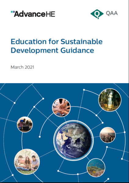 Interpreting and implementing the new Guidance on Education for Sustainable Development