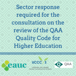 QAA Quality Code for Higher Education Consultation image #1