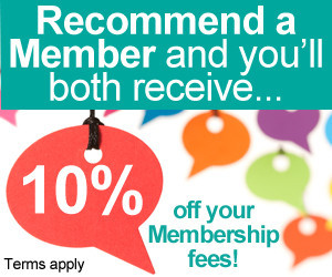 Recommend a Member