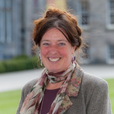 Dr Rehema White, University of St Andrews