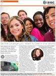 Be the change you want to see in the world - EAUC feature in University Business