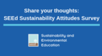 How do people feel about sustainability? image #1