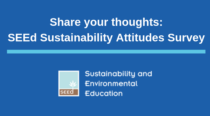 How do people feel about sustainability?