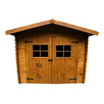SHED aims high