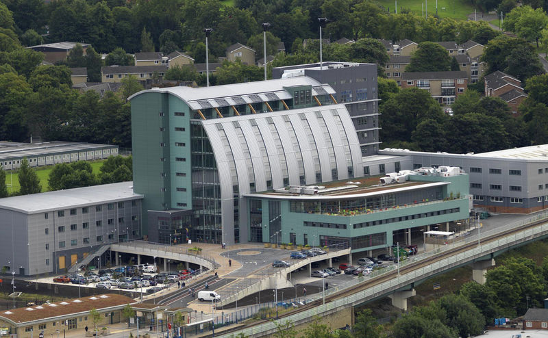 Sheffield City College Long Range View