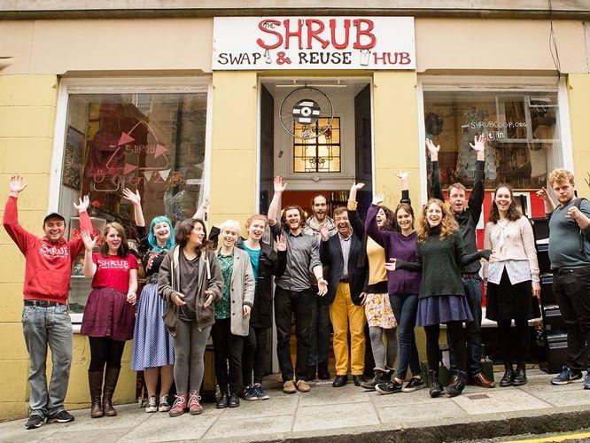 The SHRUB team
