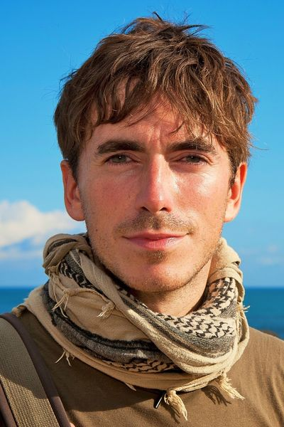 Our Ceremony Host - Simon Reeve